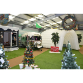 Salop Leisure takes wraps off exciting Christmas attractions