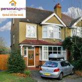 Letting of the Week – Four Bedroom Semi Detached House – Cheam Common Road - #Worcester Park #Surrey @PersonalAgentUK