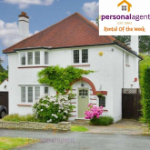 Letting of the Week – Four Bedroom Detached House – West Hill Avenue - #Epsom #Surrey @PersonalAgentUK
