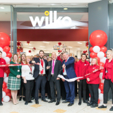 170 People join queue for new Wilko store opening in Eastbourne