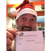 "A Message from Duncan - ""Do You Have a Christmas Wish List?"""