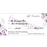 Freelance gift vouchers make the perfect Christmas gift