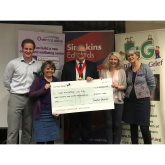 Really Big Quiz raises over £3,000 for North Devon charities