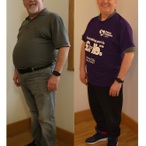 Return of Charity Weight Loss Programme