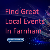 Your guide to things to do in Farnham – 23rd November to 6th December