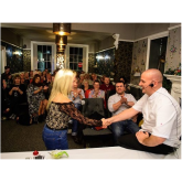 Great British Menu chef wows crowd at festive CancerCare fundraiser