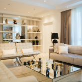 Contemporary Interior Design- Reviving the Charm of Mirrored Furniture
