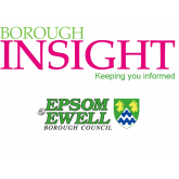 Epsom and Ewell e-Borough Insight – now out @epsomewellbc #localnews @teamepsomewell