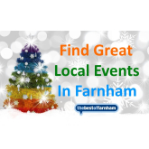 Your guide to things to do in Farnham – 7th December to 20th December