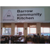 Barrow Community Kitchen to open on Christmas Day.