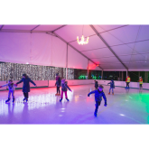 Stockeld Park launches weatherproof outdoor ice rink