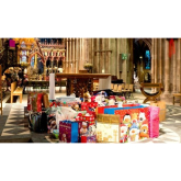 Sharing the Gift – Cathedral Toy and Foodbank Appeal