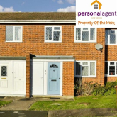 Property of the Week – Modern Three Bedroom Terraced House – Chartwell Place- #Sutton #Surrey @PersonalAgentUK