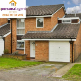 Letting of the Week – 4 Bedroom Semi Detached House – Hillcrest Close - #Epsom #Surrey @PersonalAgentUK
