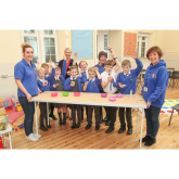REDROW TABLES SUPPORT FOR COMMUNITY CENTRE IN CONGLETON