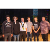 Realistic Music Academy's students showcase their talents @RealisticRock