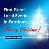 Your guide to things to do in Farnham over Christmas