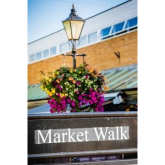 Enhancements to thriving Market Walk coming in the New Year