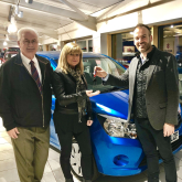 'Win a Car for Christmas' at the Eastbourne Beacon shopping