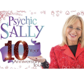 Psychic Sally Returns to Kettering on her 10th Anniversary Tour.