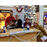 Sunnybank Trust Wraps Up! At @Ashley_Centre #Epsom @SunnybankEpsom
