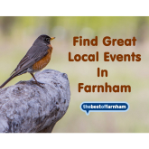 Your guide to things to do in Farnham – 18th January to 31st January