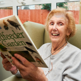 Worcester care home residents flock together for birdwatch