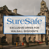 Do you know anyone with a Walsall Council community alarm?