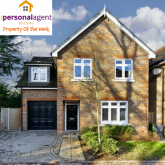 Property of the Week – Modern Four Bedroom Detached House – Chestnut Way - #Epsom #Surrey @PersonalAgentUK