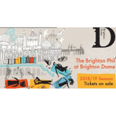 Brighton Philharmonic Orchestra Second half of 2018/19 season (January to March 2019) preview