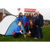 GUIDES ARE ON CLOUD NINE THANKS TO REDROW