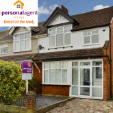Letting of the Week – 3 Bedroom Semi Detached House – Salisbury Road - #Banstead #Surrey @PersonalAgentUK