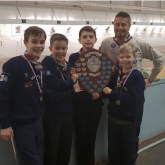 Sutton Coldfield Scouts Take Aim - And Fire Way To Victory