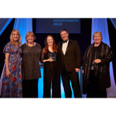 Lichfield Cathedral School wins Independent-State School Partnership award