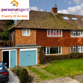 Property of the Week – Four Bedroom Semi Detached House – Jackson Close - #Epsom #Surrey @PersonalAgentUK
