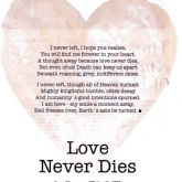 Valentine`s Day - Love Never Dies
