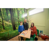 SCHOOL CREATES CALM SPACE WITH HELP FROM REDROW