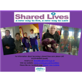 Shared Lives – A new way to live, a new way to care.