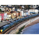 New Dawlish sea wall as part of £2 billion investment in south-west
