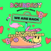 Why Boundary Brighton is the Ultimate Freshers Festival