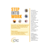 Step Into Work with Cumbria Training Centre