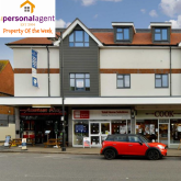 Property of the Week – New Build Studio Flat – Eton Court - #Cheam #Surrey @PersonalAgentUK
