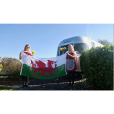 Shrewsbury company celebrates Welsh links as holiday parks open for 2019 on St David's Day