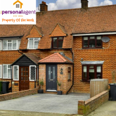 Property of the Week – Three Bedroom Terraced House – Chapel Way - #Epsom Downs #Surrey @PersonalAgentUK