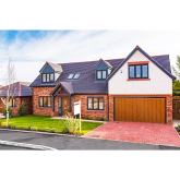 GOLDEN OPPORTUNITY TO LIVE IN CHESHIRE'S GOLDEN TRIANGLE
