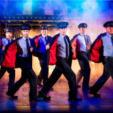 The Full Monty is a grower at Theatre Severn Shrewsbury