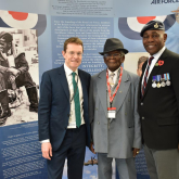 The WMCA helps fundraising push for monument to Caribbean military personnel