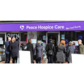 Peace Hospice Care Opens New Shop