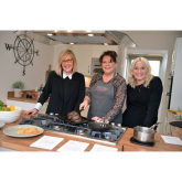 MASTERCHEF'S FOOD AND SKINCARE MASTERCLASS AT STAFFORD DEVELOPMENT
