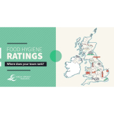 New Report Puts National Food Hygiene Ratings On The Map